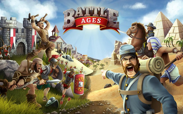 Battle Ages MOD APK Unlimited Currencies Download