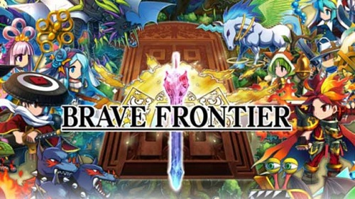 Brave Frontier MOD APK Global Game Download