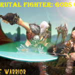 Brutal Fighter Gods of War MOD APK Unlimited Coins Diamonds Download