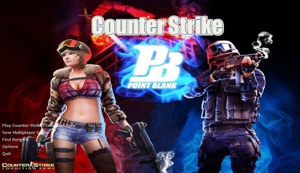 CSPB - Counter Strike Point Blank Mod Apk Data Offline Download
