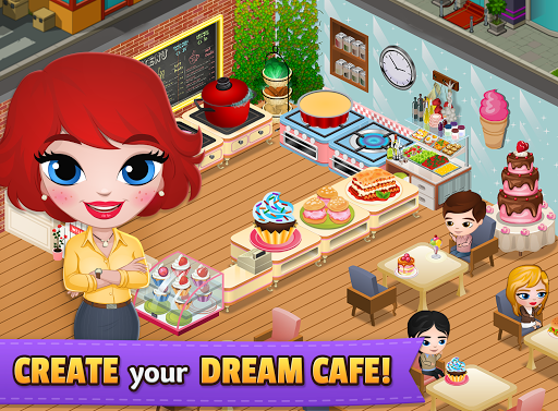Cafeland-World-Kitchen-Mod-Apk-Money-Download