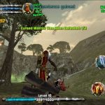 Crimson Warden Clash of Kingdom Open World 3D RPG MOD Apk Download