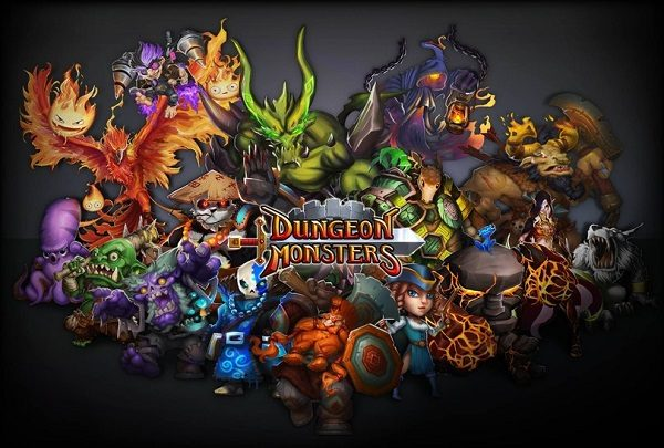 Dungeon-Monsters-Android-Apk-Mod-Download