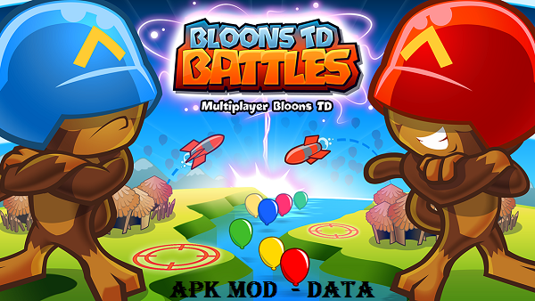 Bloons TD Battles Android APK Mod Download