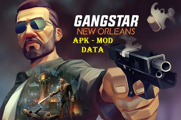 Gangstar New Orleans 1.3.0d Mod APK Data for Android Download