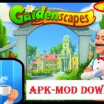 Gardenscapes New Acres Mod APK Unlimited Gold Money Download