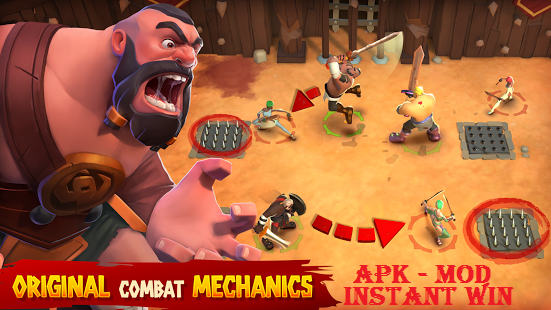 Gladiator-Heroes-MOD-APK-Instant-Win-Download