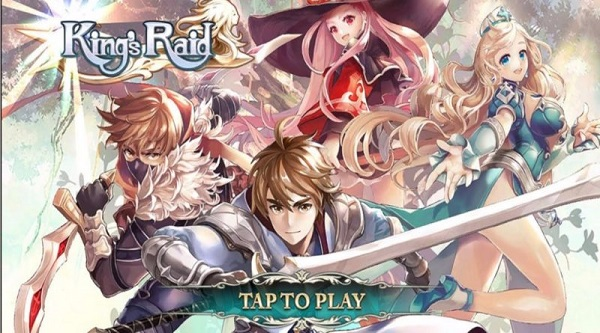 Kings Raid MOD APK Android Download
