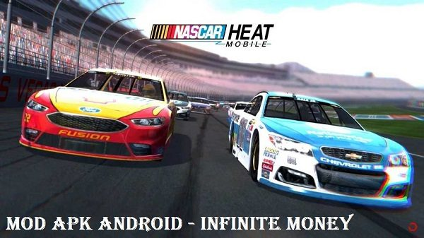 NASCAR Heat Mobile MOD APK Android Infinite Money Download