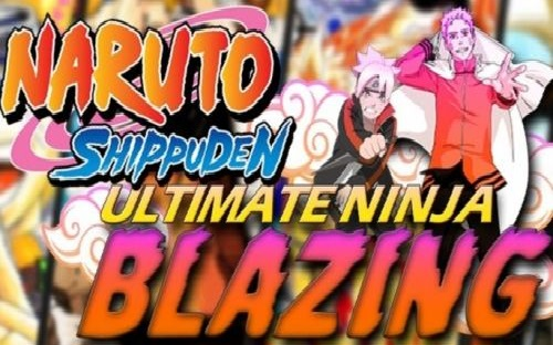 Naruto Ultimate Ninja Blazing APK Mod DOWNLOAD