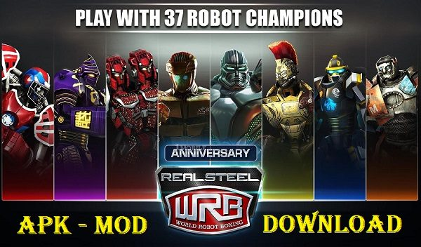 Real-Steel-World-Robot-Boxing-Mod-APK-Download