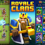 Royale Clans – Clash of Wars APK RC MOD Download