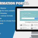SEO Information Portal v2.0 Nulled Script Download