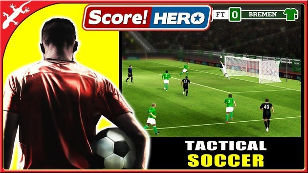 Score Hero Mod Apk Unlocked Download