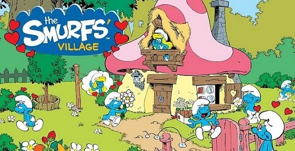Smurfs-Village-Android-APK-Mod-Download