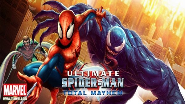 Spiderman-Total-Mayhem-Apk-Data-Download