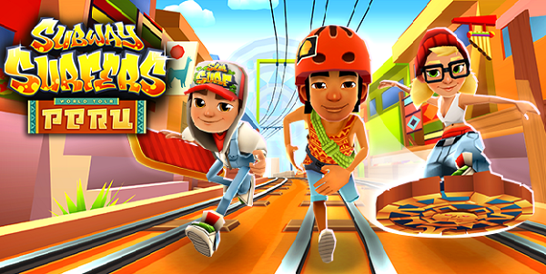 Subway Surfers Peru Apk Modded Unlimited Keys Money Download