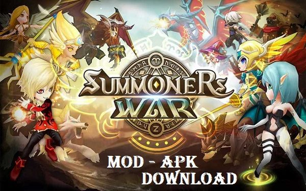 Summoners War MOD APK Android No Root Download