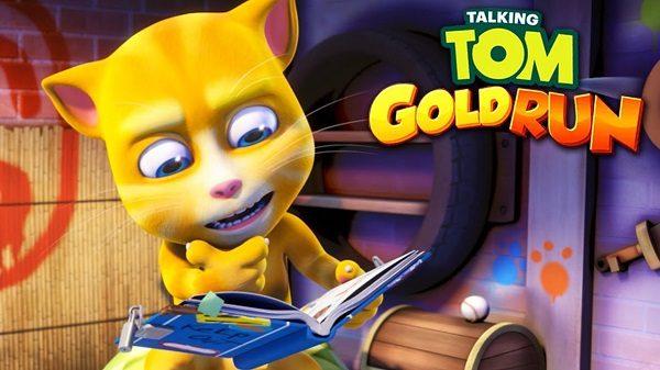 Talking Tom Gold Run Hack Mod Apk Download