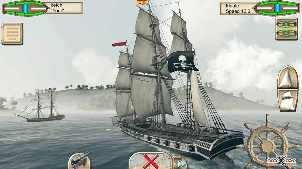 The Pirate Caribbean Hunt Mod APK Free Download