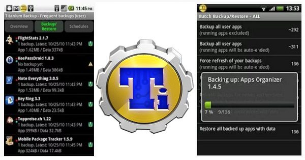 Titanium Backup Pro Root APK Mod Download
