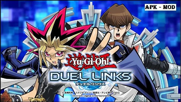 Yu-Gi-Oh! Duel Links Mod APK Download