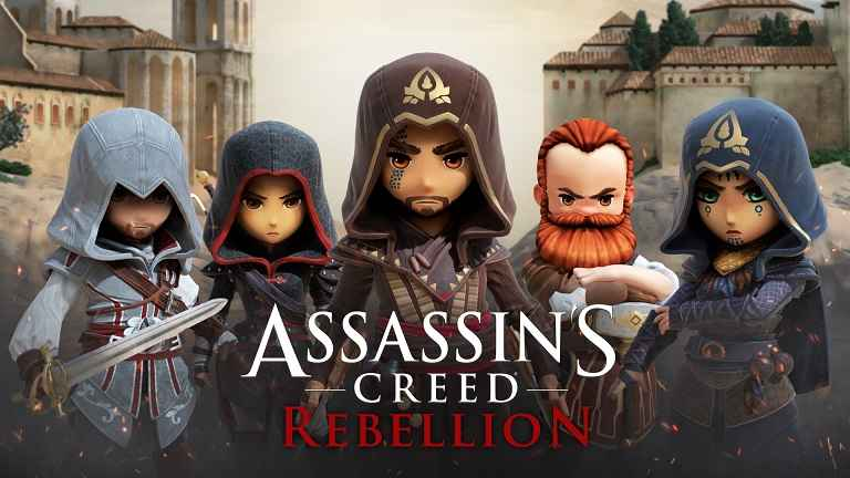 Assassins Creed Rebellion APK MOD Android Download