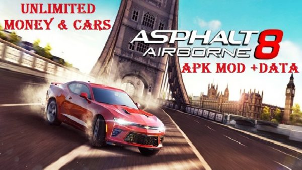 Asphalt 8 Airborne Apk Mod Data Android Download