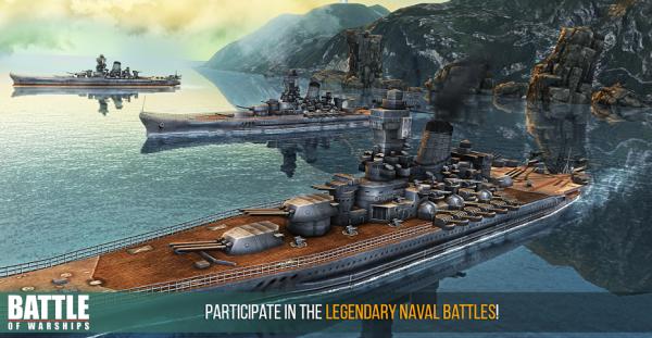 Battle of Warships Mod Apk Money Unlocked Download