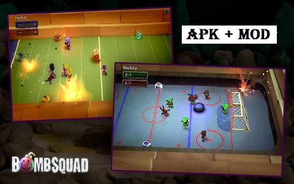 BombSquad Apk Mod Pro Edition Unlocked Download