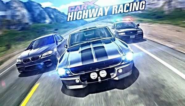 CarX Highway Racing Mod Apk Lots of Money Download
