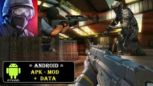 Counter Attack Team 3D Shooter Mod Apk Download