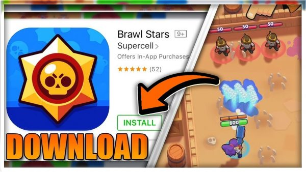 Download BRAWL STARS SuperCell Game in Any Country