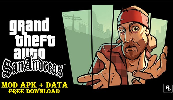 GTA San Andreas Mod Apk DATA Download