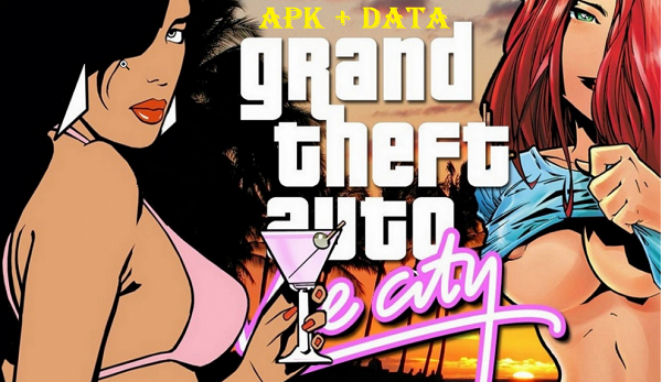GTA Vice City APK Data for Android Download