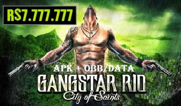 Gangstar Rio City of Saints Mod Apk For Android Download