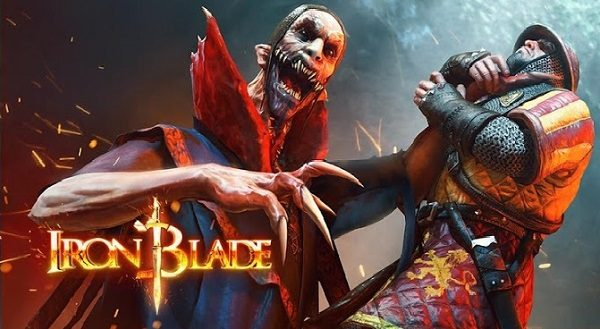Iron Blade APK Mod Free Download
