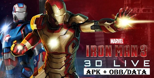 Iron Man 3 Apk Obb Data For Android