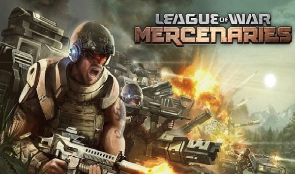 League of War Mercenaries Mod Apk Download