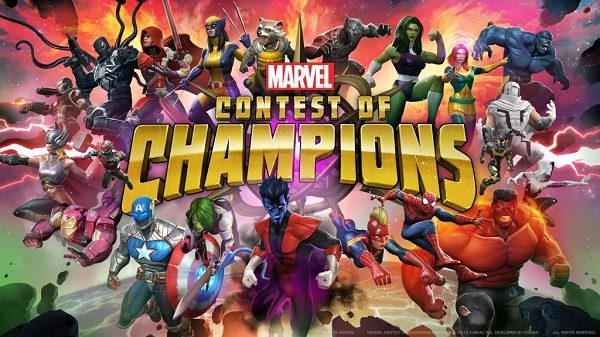 Marvel Contest of Champions Apk Mod Download