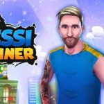 Messi Runner APK MOD Game Unlimited Money Download