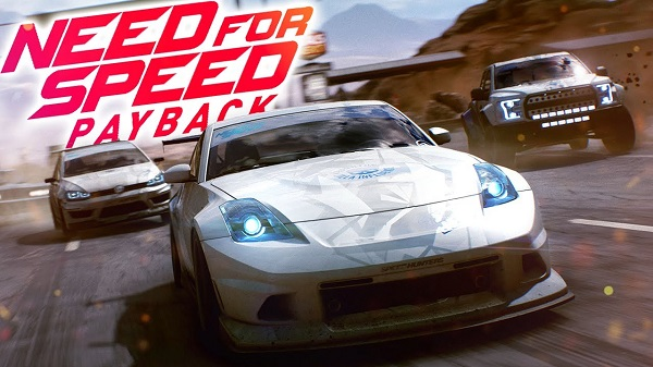 Need for Speed PayBack Mod Apk Android Mobile Game