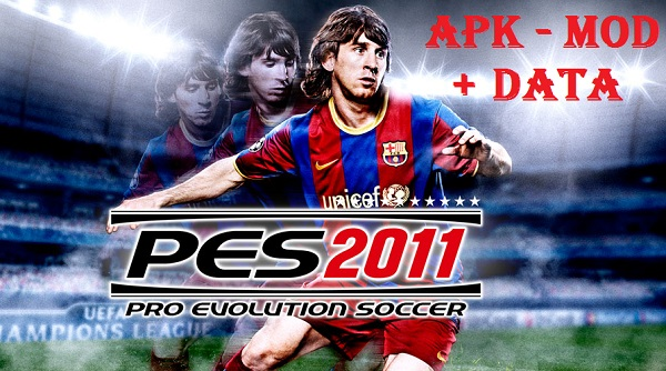 PES 2011 Pro Evolution Soccer Apk For Android Download