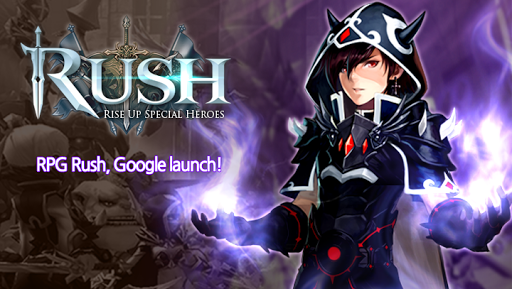 RUSH Rise Up Special Heroes Mod Apk Game Download