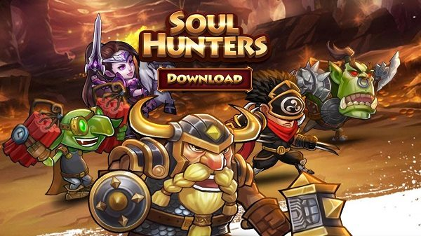 Soul Hunters Android APK Mod Download