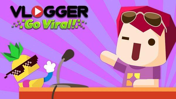Vlogger Go Viral – Clicker Android Apk Mod Download