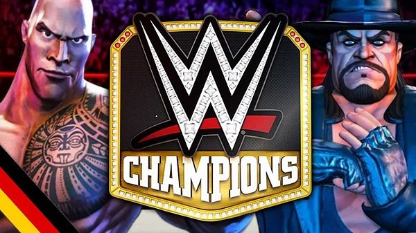 WWE Champions MOD Apk Unlimited Money Download