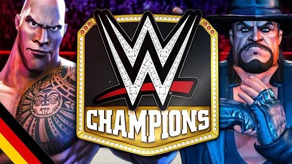 WWE Champions MOD Apk Unlimited Money Download
