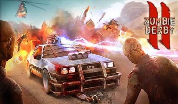 Zombie Derby 2 Mod Apk Unlimited Money for Android