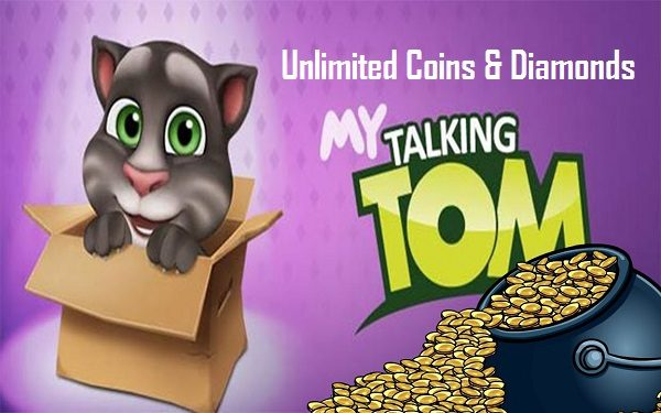My Talking Tom Apk Mod Unlimited Coins Increase For Android